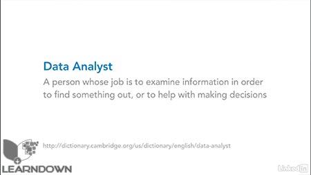 دانلود آموزش تجزیه و تحلیل داده ها | Learning Data Analytics 2