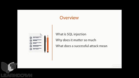 دانلود آموزش هک اخلاقی : تزریق Ethical Hacking: SQL Injection | SQL 3