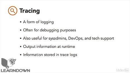 دانلود آموزش ویژوال استدیو : 06 عیب یابی کد   Visual Studio Essential Training 06 Debug and Troubleshoot Code 2