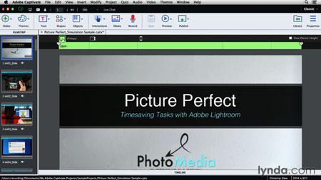 دانلود آموزش کپتیویت 8 در اولین نگاه - Adobe Captivate 8 First Look 2