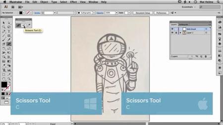 آموزش ایلستریتور - Adobe Illustrator foundation