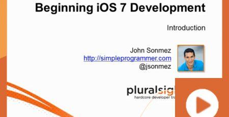 دانلود آموزش برنامه نویسی ای او اس 7 - Beginning iOS 7 Development