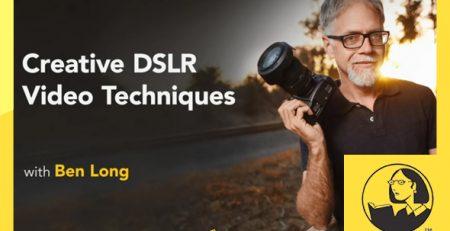 دانلود آموزش تکنیک های فیلم برداری با دی اس ال ار هوشمند - Creative DSLR Video Techniques