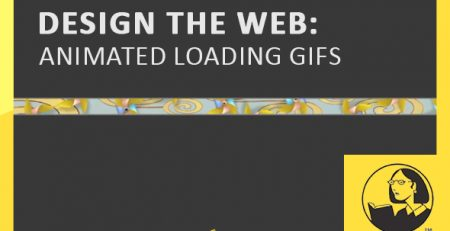 آموزش ساخت انیمیشن گیف برای طراحی وب - Design the Web: Animated Loading GIFs