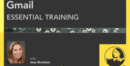 دانلود آموزش جی میل - Gmail Essential Training