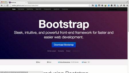 آموزش بوت استرپ برای طراحی سایت - Bootstrap for Web Design 1