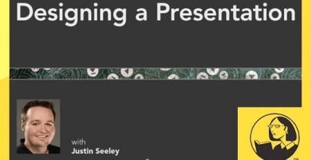 دانلود آموزش طراحی یک ارائه - Designing a Presentation