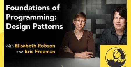 دانلود آموزش مبانی برنامه نویسی: الگوهای طراحی-Foundations of Programming: Design Patterns