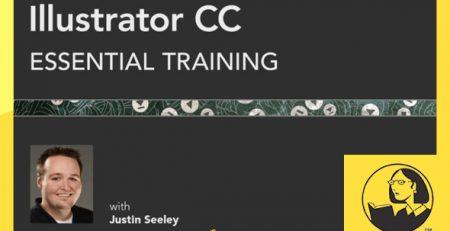 دانلود آموزش ایلوستریتور سی سی-Illustrator CC Essential Training