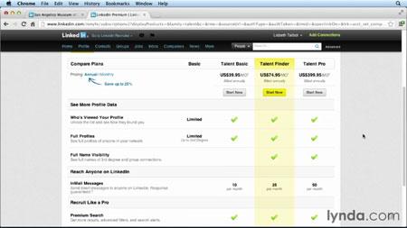 دانلود آموزش لینکداین برای کسب و کار- LinkedIn for Business 3