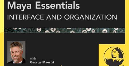 دانلود مجموعه آموزش مایا - Maya Essentials Course Full