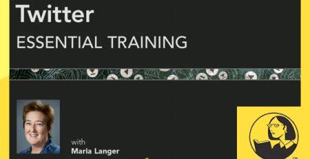 دانلود آموزش تویتر - Twitter Essential Training