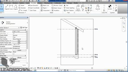 دانلود آموزش پیشرفته رویت ارشیتکت 2015 - Advanced Revit Architecture 2015 Training Video-3