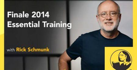 دانلود آموزش فاینالی - Finale 2014 Essential Training