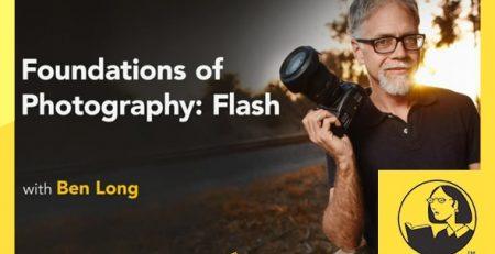 دانلود آموزش مبانی عکاسی: فلش - Foundations of Photography: Flash
