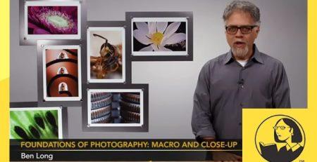 دانلود آموزش مبانی عکاسی: ماکرو و گلوزآپ - Foundations of Photography: Macro and Close-Up