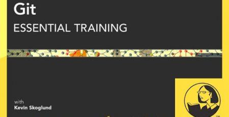 دانلود آموزش گیت - Git Essential Training