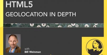 دانلود آموزش اچ تی ام ال 5 : موقعیت جغرافیایی - HTML5: Geolocation in Depth