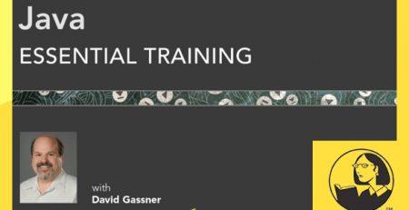 دانلود آموزش جاوا 2015 - Java Essential Training