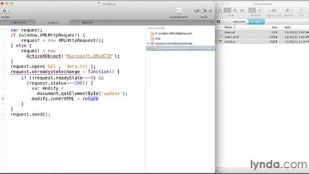 دانلود آموزش جاوااسکریپت و آجاکس - JavaScript and AJAX