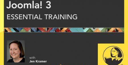 دانلود آموزش جوملا 3 - Joomla 3 Essential Training