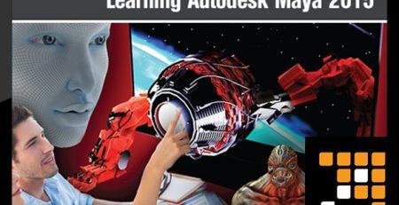 دانلود آموزش مایا 2015 - Learning Autodesk Maya 2015 Training Video