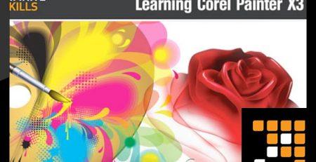 دانلود آموزش کورل پینت ایکس 3 - Learning Corel Painter X3 Training Video