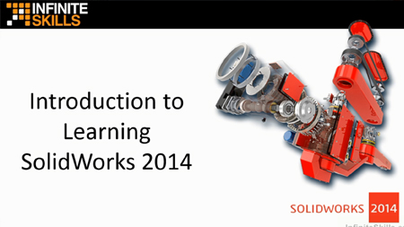 دانلود آموزش سالید ورک 2014 - Learning SolidWorks 2014 Training