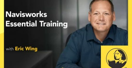 دانلود آموزش ناویس ورک - Navisworks Essential Training