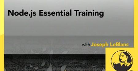 دانلود آموزش نود. جیاس - Node.js Essential Training