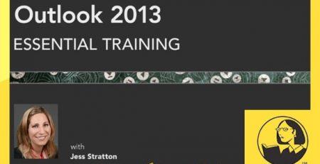 دانلود آموزش اوت لوک 2013 - Outlook 2013 Essential Training