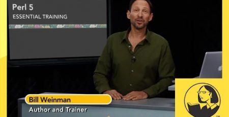 دانلود آموزش پرل 5 - Perl 5 Essential Training