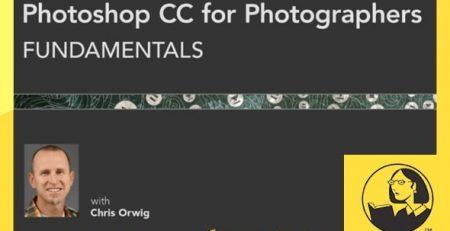 دانلود آموزش فتوشاپ برای عکاسان : مبانی - Photoshop CC for Photographers: Fundamentals