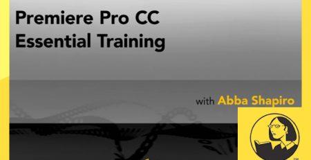 دانلود آموزش پریمیر پرو سی سی 2014 - Premiere Pro CC Essential Training 2014