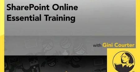 دانلود آموزش شیرپوینت آنلاین - SharePoint Online Essential Training