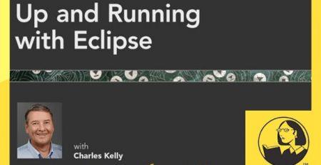 دانلود آموزش اکلیپس - Up and Running with Eclipse