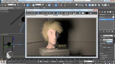 دانلود آموزش وی ری 2 برای تری دی مکس - V-Ray 2.0 for 3ds Max Essential Training 3