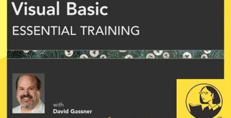 دانلود آموزش ویژوال بیسیک - Visual Basic Essential Training