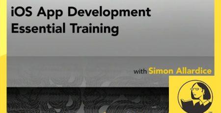 آموزش گسترش اپلیکیشن های ای او اس - iOS App Development Essential Training