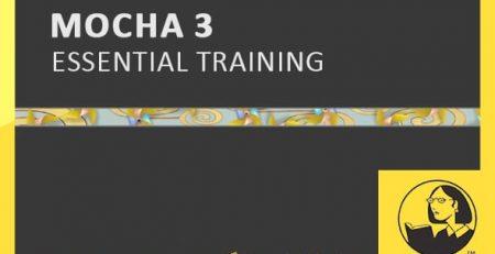 دانلود آموزش موکا 3 - mocha 3 Essential Training