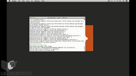دانلود آموزش اپلیکیشن اشتراک گذاری کد - Code Sharing Application 2