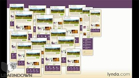 دانلود آموزش ساخت ایمیل واکنشگر - Creating a Responsive HTML Email 2