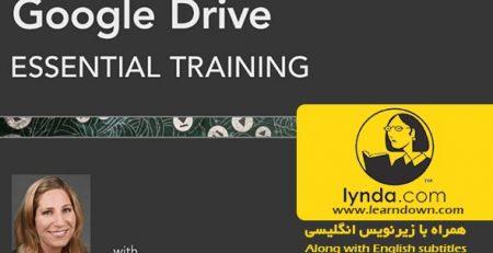 دانلود آموزش گوگل درایو - Google Drive Essential Training
