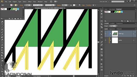 دانلود آموزش ایلستریتور قدم به قدم : استادی - Illustrator CC 2014 One-on-One: Mastery 2