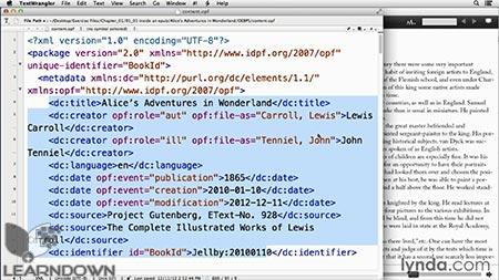 دانلود آموزش ایندیزاین 2014 : EPUBs - InDesign CC 2014: EPUBs