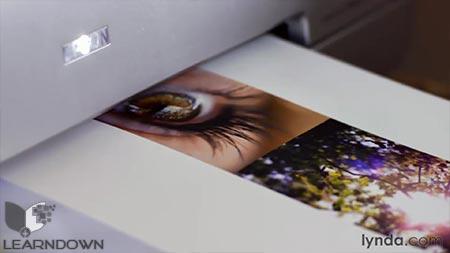 دانلود آموزش پرینتر جوهر افشان برای عکاسان -Inkjet Printing for Photographers 2