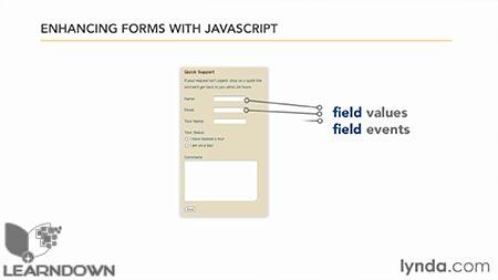 دانلود آموزش جاوااسکریپت 2011 - JavaScript Essential Training (2011) 2