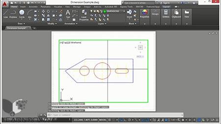 دانلود آموزش اتوکد 2016 - Learning Autodesk AutoCAD 2016 3