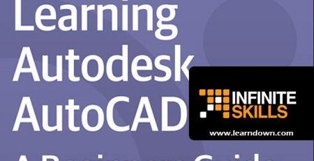 دانلود آموزش اتوکد 2016 - Learning Autodesk AutoCAD 2016