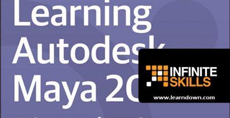 دانلود آموزش اتودسک مایا 2016 - Learning Autodesk Maya 2016